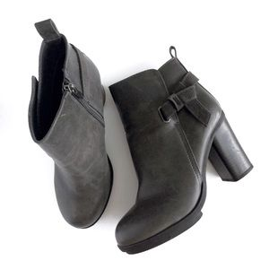 Shoes - A+ (Aldo group brand) grey booties